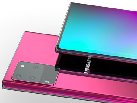 Samsung Galaxy Note 20 & Galaxy Fold 2 will Release in Q2 of 2020