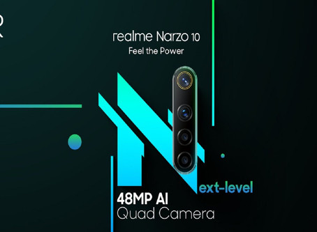 Realme Narzo 10 To Launch on May 10