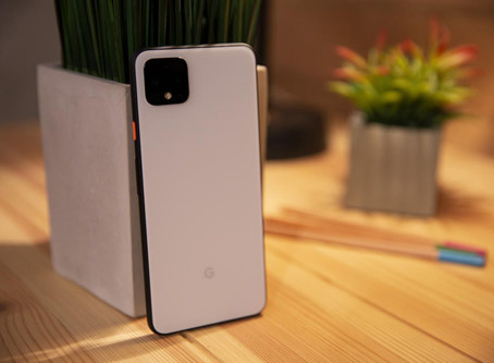 Pixel 4 XL prototype with a gray Color Variant gets Leaked- a color never before seen