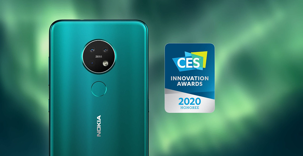 nokia at ces 2020