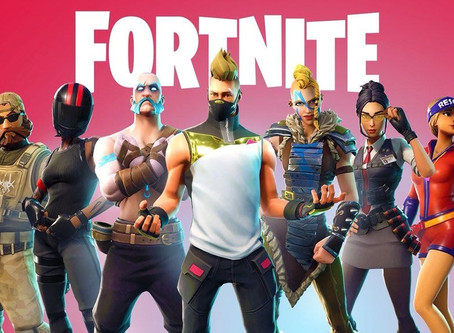 Fortnite crossed 350 Million Registered Players Now , Next Party Royale Scheduled for May 8