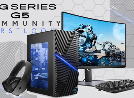 Dell G5 Desktop PC Review: Console Competitor