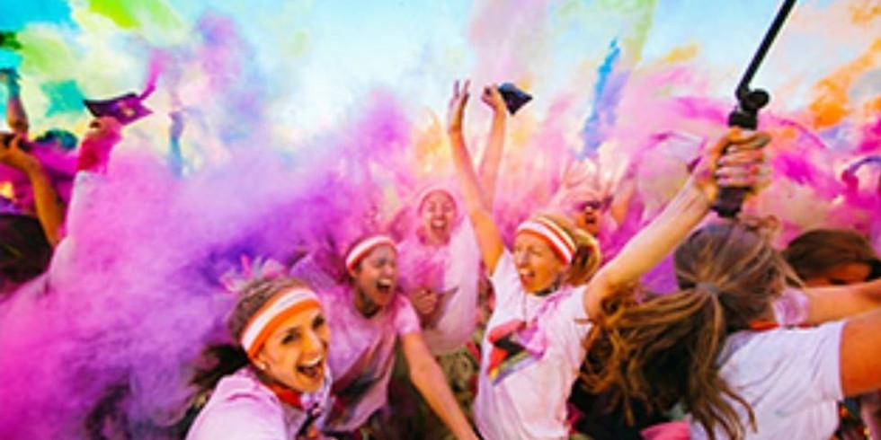 Run Color, une course arc-en-ciel