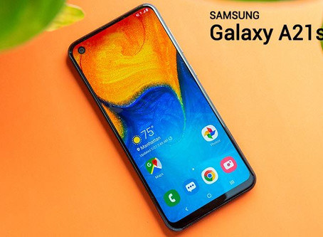 Samsung Galaxy A21s render Leaked - A Common Design