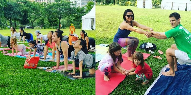 Family Yoga & Holistic Body Movement