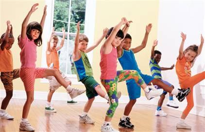 Kids Holistic Body Movement