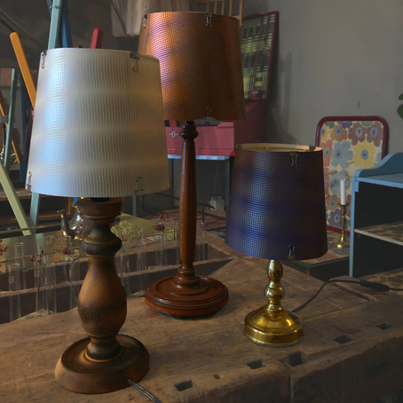 Lampen, Kerzenständer, Bild