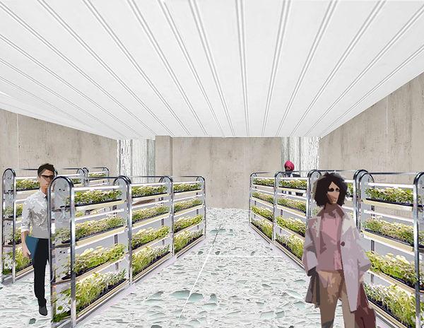 Christine Binlayo_Perspective_Garden spa