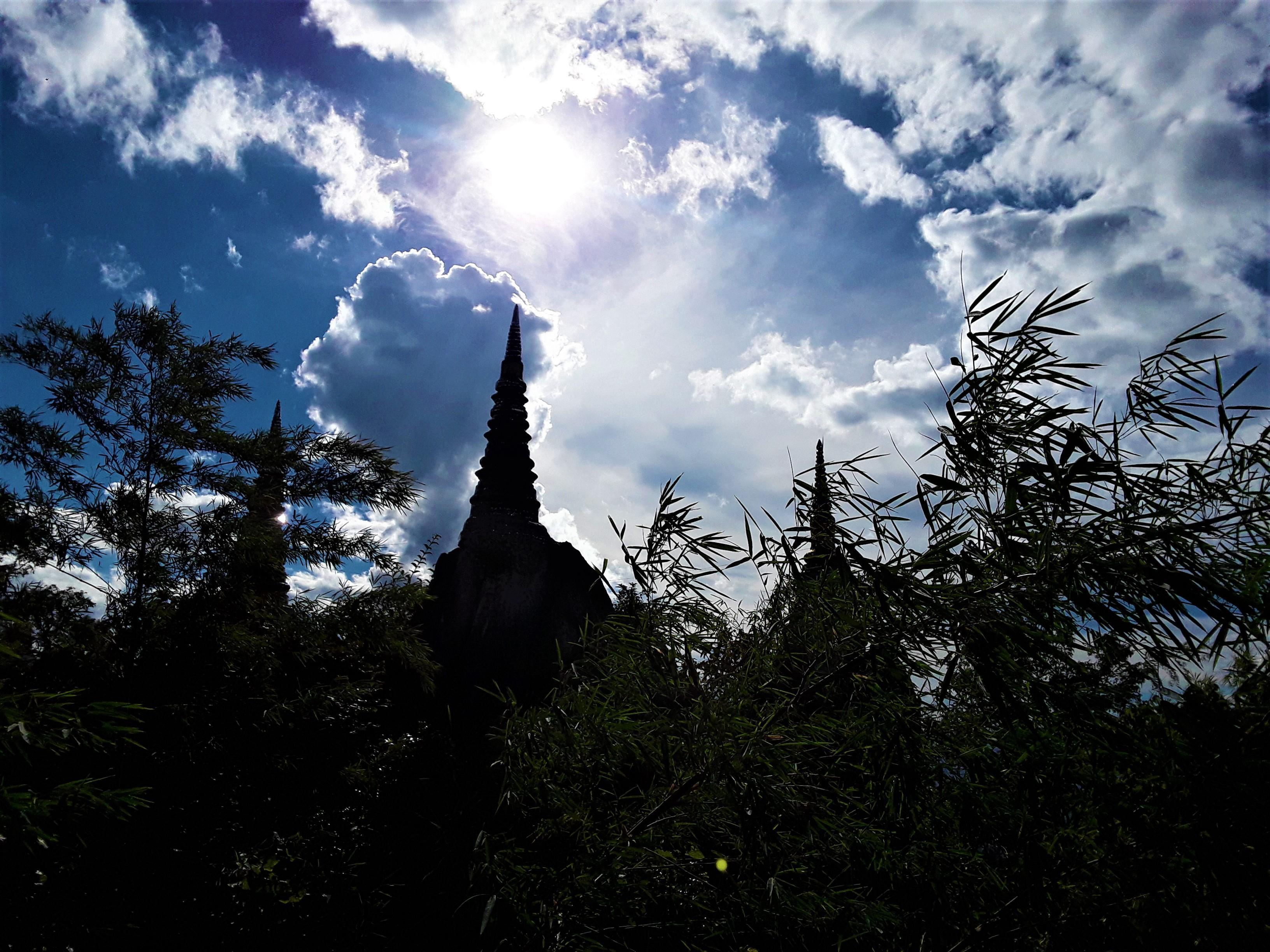 temple at Lampang