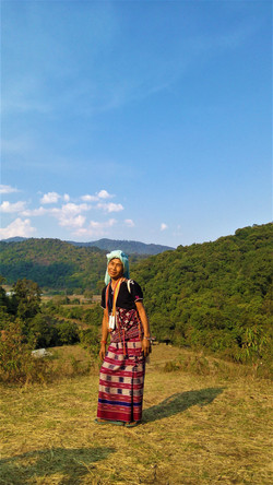 Hiking with Karen Tribe