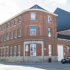 Le bâtiment