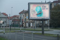affiche ds ville CF 9