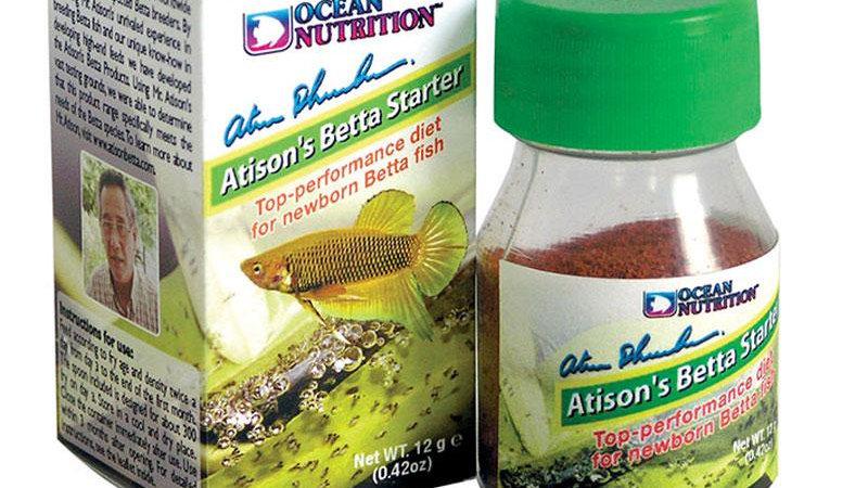 Ocean Nutrition Betta Starter 12g