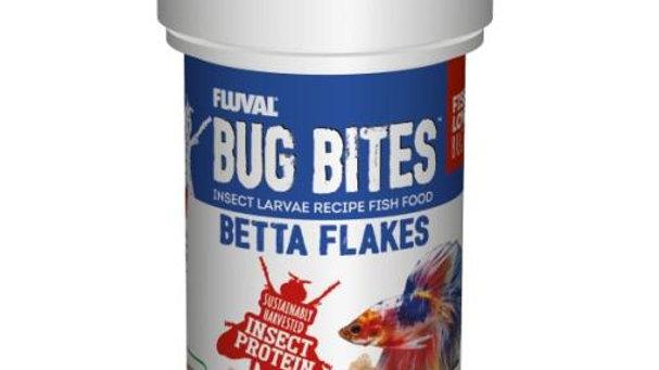 Fluval Bug Bites Flakes 18g