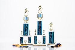 Event Trophy and Medal Set