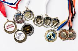 Semi Custom Medals
