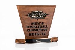 Custom Walnut Trophy