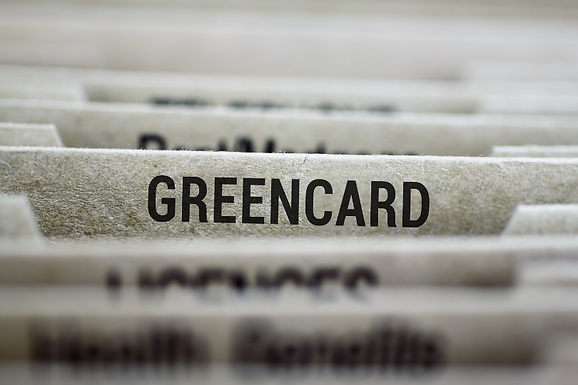 Green Cards for Relatives