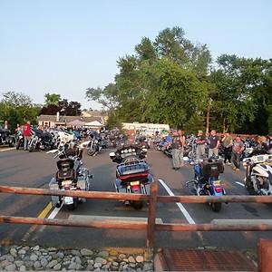 The Cabin Bike Night