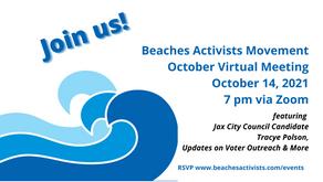 Action Alert - BAM October 14 Meeting