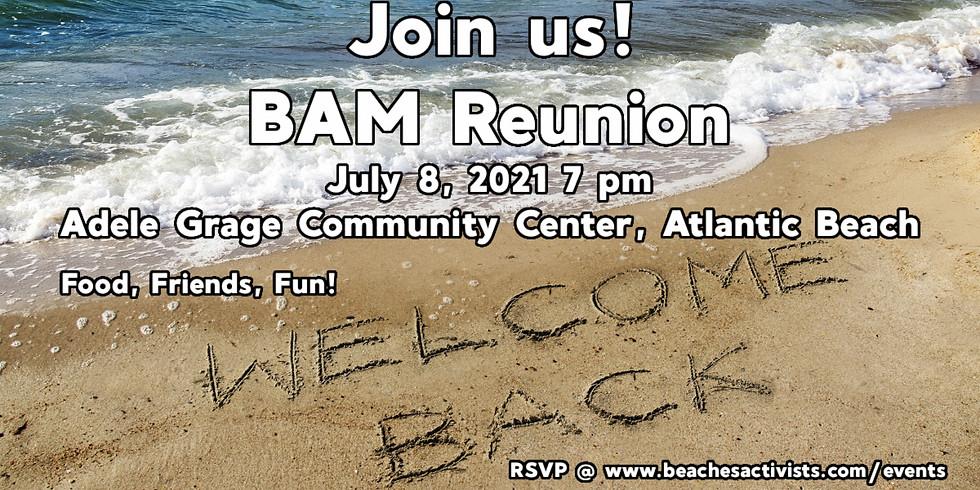BAM Reunion!