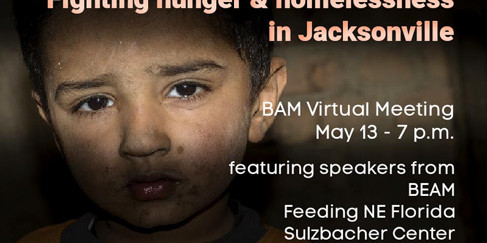 Fighting Hunger & Homelessness in Jacksonville