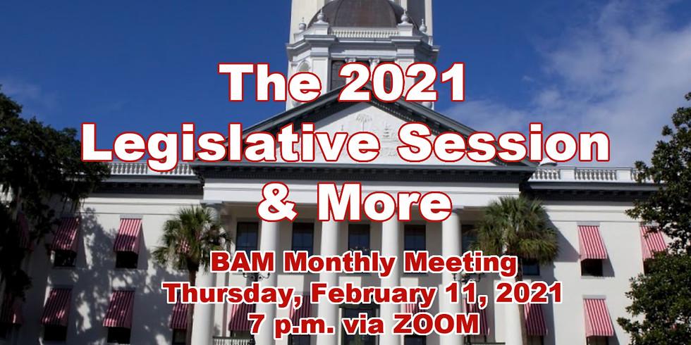 The 2021 Legislative Session & More