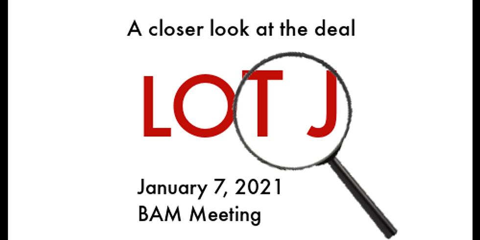 Lot J: A Closer Look at the Deal!