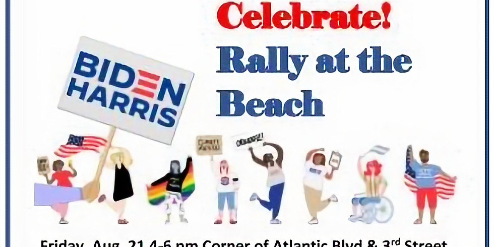Celebrate Our Nominees! Beaches Rally