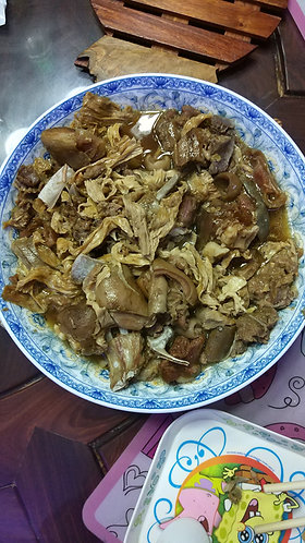 美味熟羊肉(1kg)
