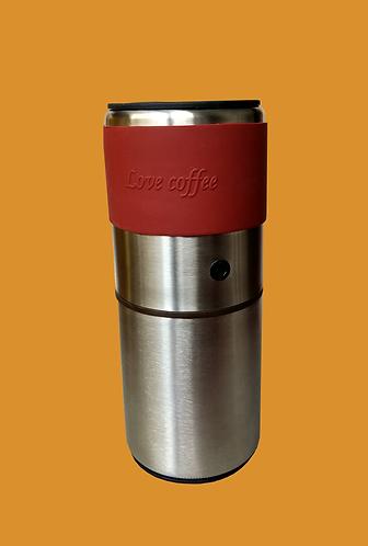 不锈鋼咖啡一體杯