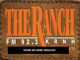 RANCH LOGO FOR AD DISPLAY300X250.JPG