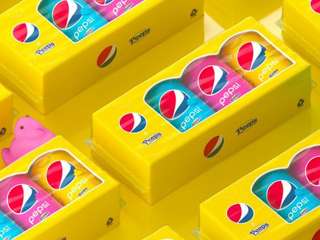 Peeps-Flavored Pepsi Is Now Something That Exists