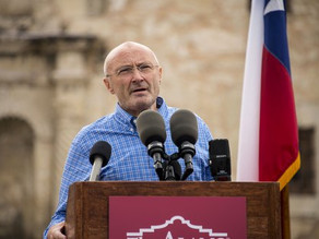 Phil Collins' Alamo artifacts collection go on display in San Antonio