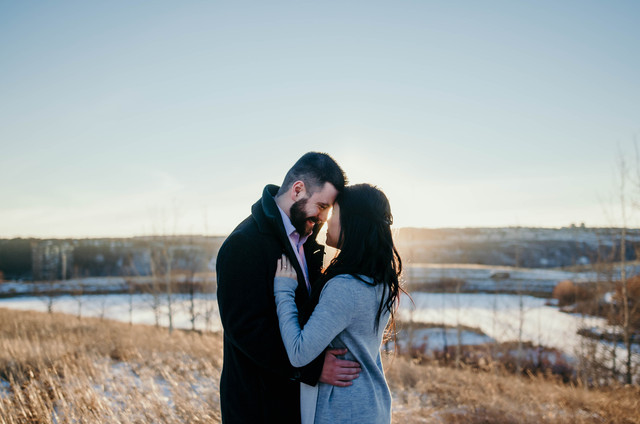 Anh + Ryan's Engagement Session