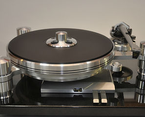 Delphi MkVI Deuxième Génération - platine tourne-disques - composante audio analogique - Oracle Audio