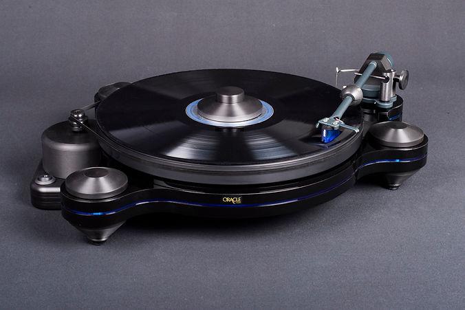 Platine Origine - table tournante - Oracle Audio