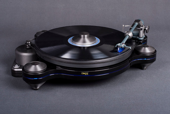 Origine turntable - analog vinyl record player - Oracle Audio