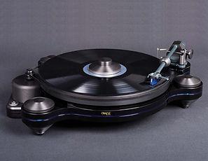 Platine Oracle Origine - platine tourne-disques - composante audio analogique - Oracle Audio