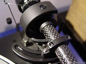 Ensemble de contrôle des micros vibrations pour Project 9cc - accessoire - Project 9cc modifié - Oracle Audio