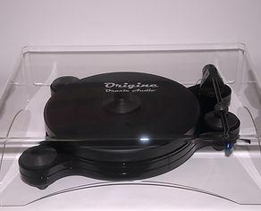 Origine dustcover - turntable dustcover - Oracle Audio