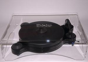 Couvercle d'acrylique anti-poussière pour la Origine - Oracle Audio
