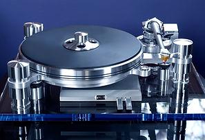 Delphi MkVI Classic - vinyl record player - turntable - Oracle Audio