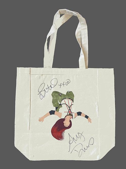 Autographed Moonsault Canvas Bag