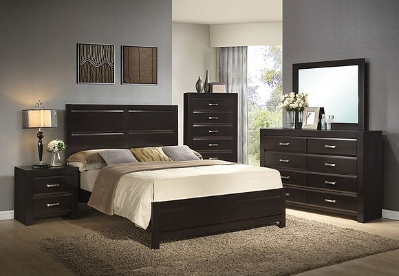 Sandra - Bedroom Set