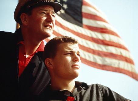 John Wayne: the legend, the man, the father