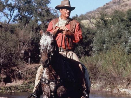 John Wayne: A Home Interview