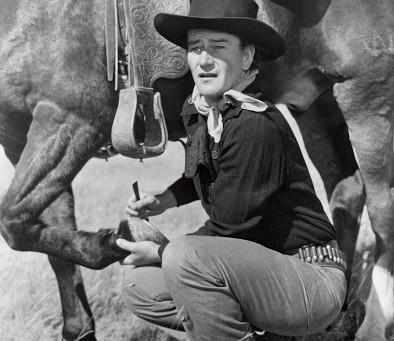 A Real-Life Cowboy