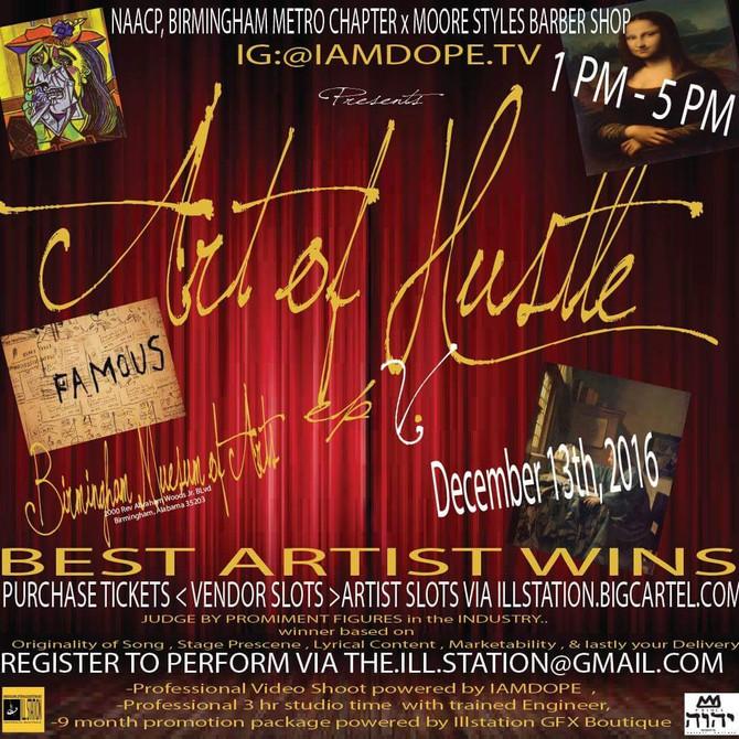 Art of Hustle (IamDopeTv)