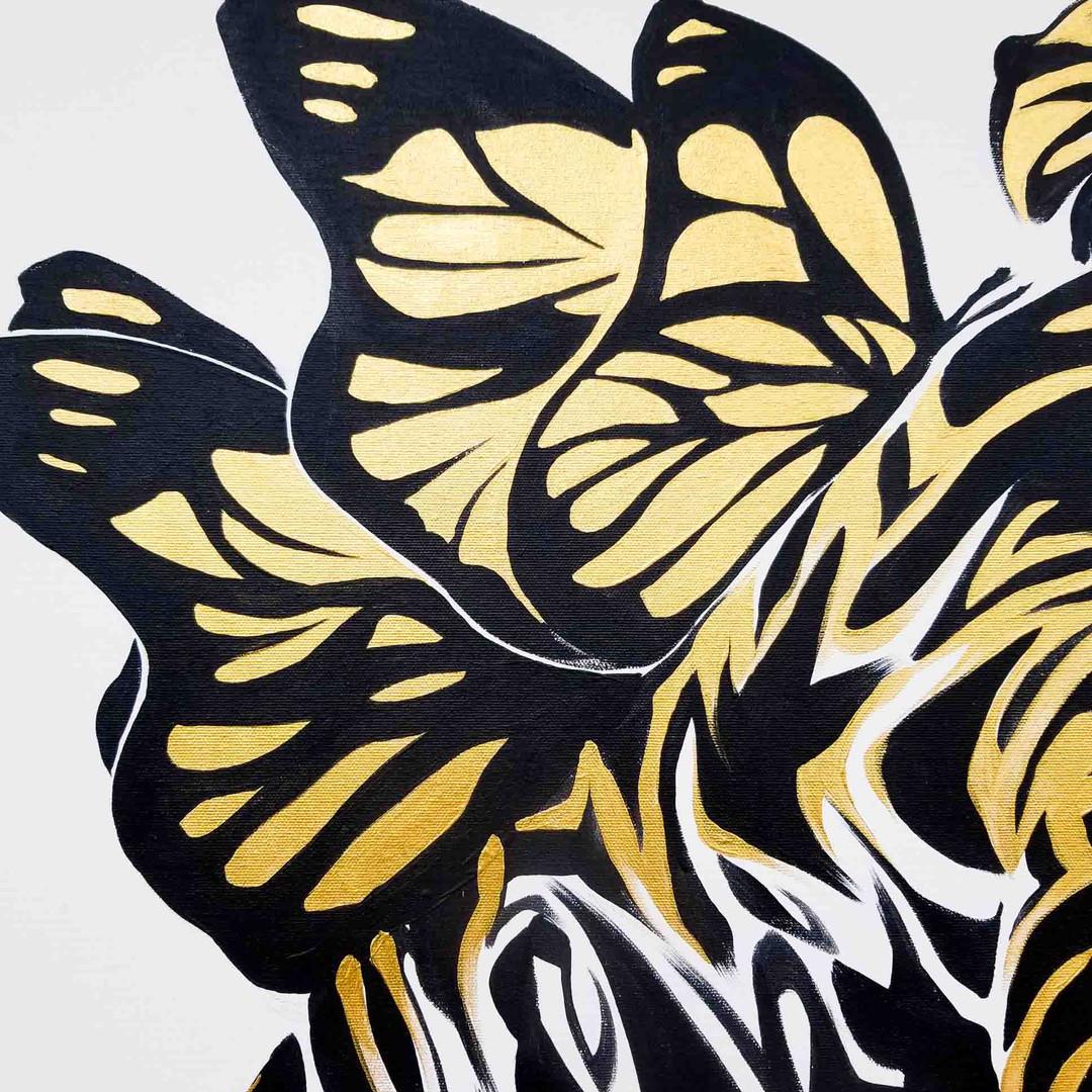 Oscar Lett - Mural for The 420 CBD Store